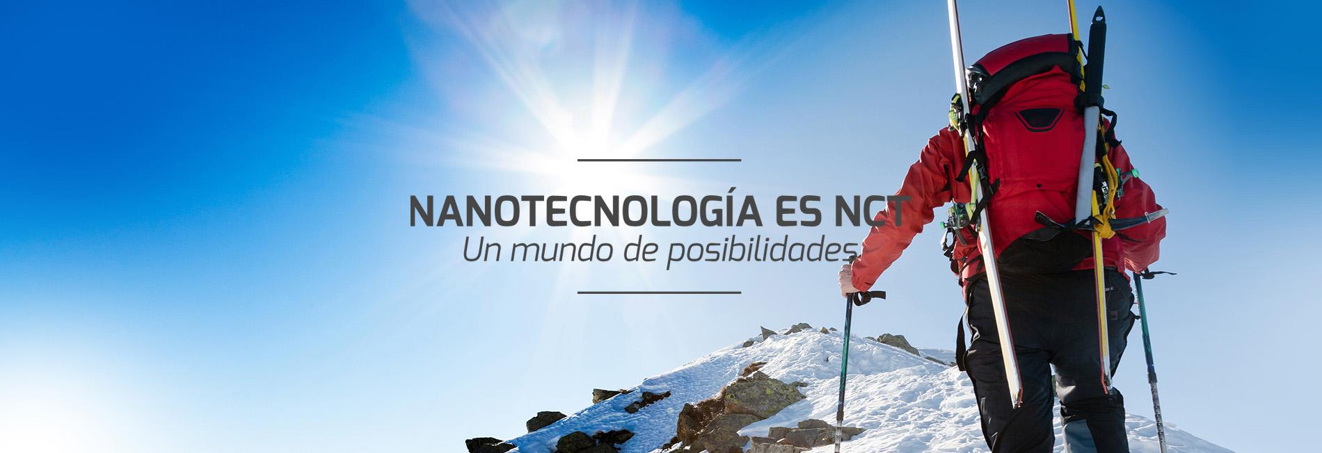 Nanotecnología es NCT